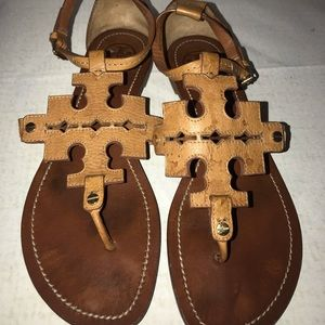 Tory Burch thong sandals size 9